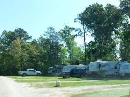 Woodsmoke Family Campground in Irmo South Carolina1