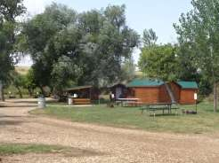 Wyatts Hideaway cabins