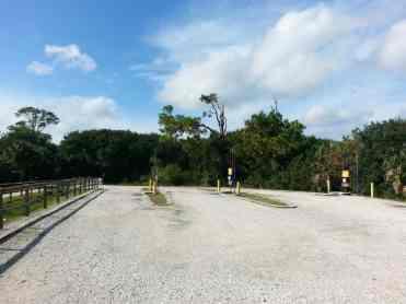 Anastasia State Park in St. Augustine Florida Dump Station