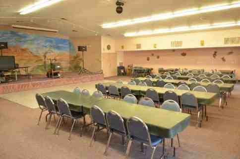 Arizona Oasis RV Resort in Ehrenberg Arizona Rec Room