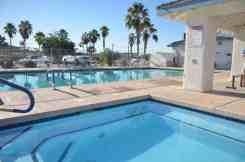 Arizona Oasis RV Resort in Ehrenberg Arizona Pool and Spa