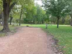 Baker Park Campground in Maple Plain Minnesota backin w hookups