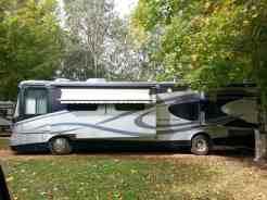 Baker Park Campground in Maple Plain Minnesota RV Site