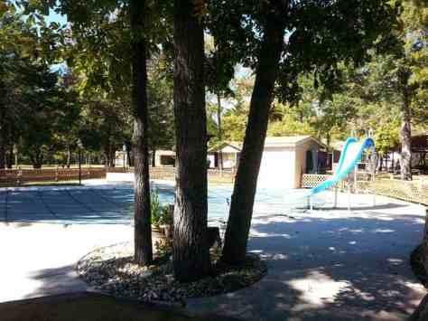 Bar M Resort & Campground in Branson West Missouri Pool