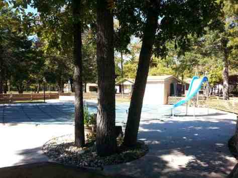 Bar M Resort & Campground in Branson West Missouri Pool
