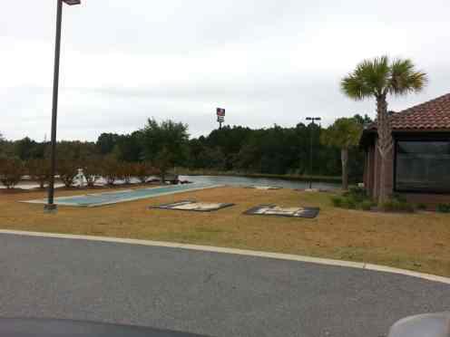 Coastal Georgia RV Resort in Brunswick Georgia Play Area