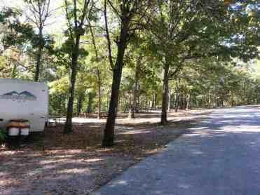 Cooper Creek Campground in Branson Missouri Backins