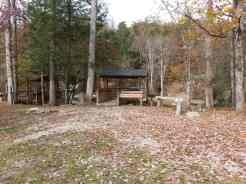 Adventure Bound Camping Resorts Crazy Horse Campground in Gatlinburg Tennessee Patio Site