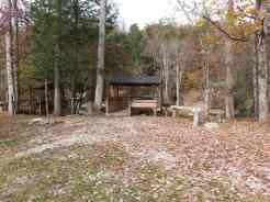 Adventure Bound Camping Resorts Crazy Horse Campground in Gatlinburg Tennessee Patio Site