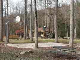 Adventure Bound Camping Resorts Crazy Horse Campground in Gatlinburg Tennessee Playground