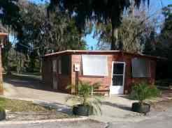Daytona Beach KOA in Port Orange Florida Cabins