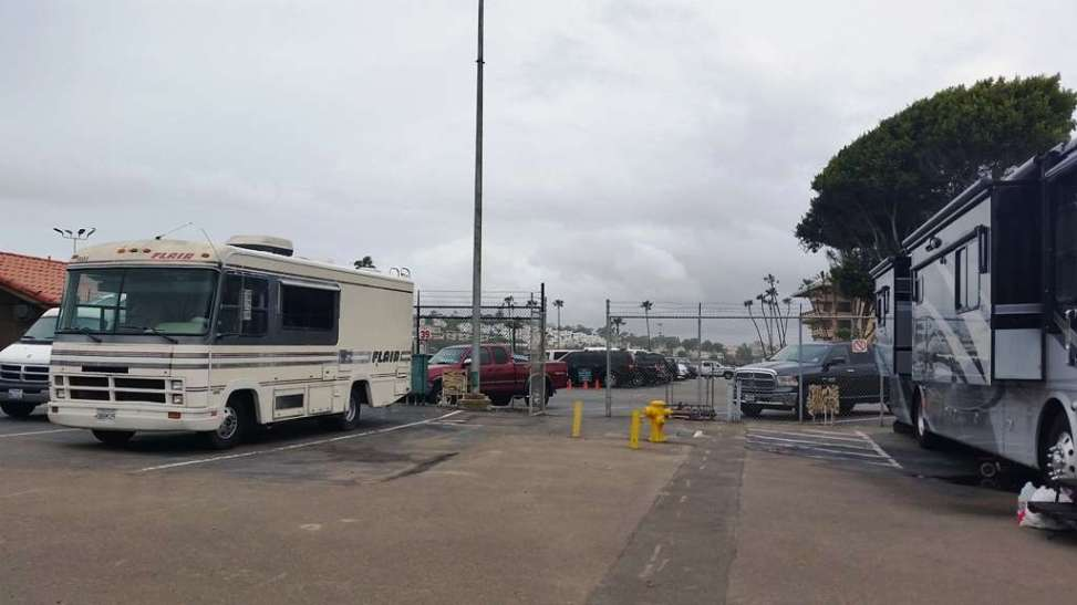 Del Mar Fairgrounds RV Sites Del Mar, California | RV Park