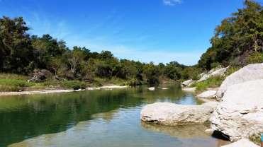 Dinosaur Valley State Park Campground Glen Rose Texas TX