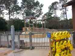 The Campsites at Disney's Fort Wilderness Resort in Lake Buena Vista Florida Splash Pad