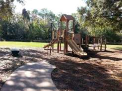 The Campsites at Disney's Fort Wilderness Resort in Lake Buena Vista Florida Playground