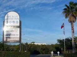 Dunedin RV Resort in Dunedin Florida Sign