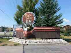 eagle-nest-rv-resort-polson-montana-sign