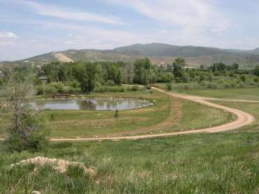 A private Camperworld resort located near Coalville, Utah.