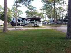 Encore Sunshine Holiday Daytona in Ormond Beach Florida Pull Thru