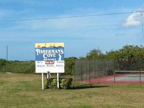 fishermans-cove-resort-palmetto-florida-sign