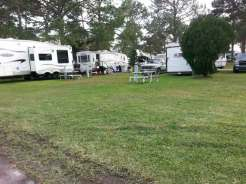Orlando Winter Garden RV Resort in Winter Garden Florida Backin