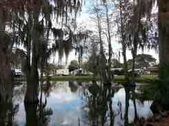 Orlando Winter Garden RV Resort in Winter Garden Florida Lake