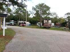 Orlando Winter Garden RV Resort in Winter Garden Florida Pull thru