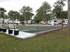 Orlando Winter Garden RV Resort in Winter Garden Florida Shuffleboard