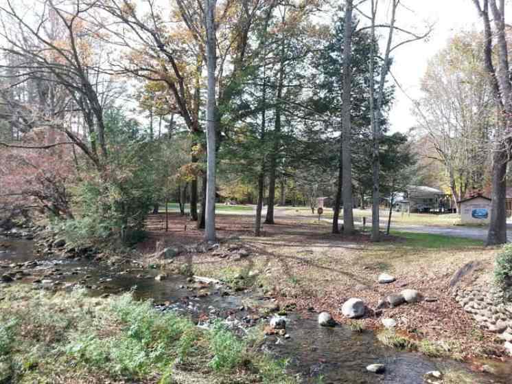 Greenbrier Campground Gatlinburg Tennessee Rv Park