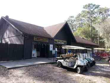 Hillsborough River State Park in Thonotosassa Florida Cafe