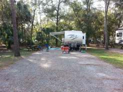 Hillsborough River State Park in Thonotosassa Florida Backin