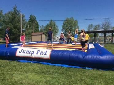 jump;pad