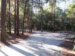 Kelly Park / Rock Springs in Apopka Florida Pull Thru