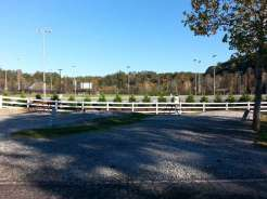 King's Holly Haven RV Park in Pigeon Forge Tennessee Park Next Door