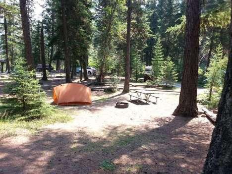 kintla-lake-campground-glacier-national-park-tentsite