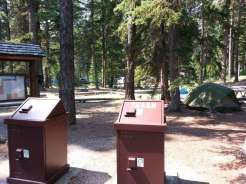 kintla-lake-campground-glacier-national-park-trash