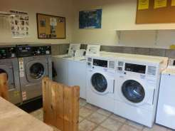 Great Falls KOA Laundry