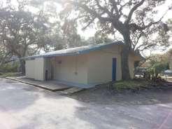 St. Augustine Beach KOA in St Augustine Florida Bathhouse