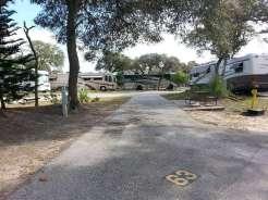 St. Augustine Beach KOA in St Augustine Florida Pull Thru
