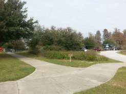 Lake Louisa State Park in Clermont Florida Clsoe to Lake
