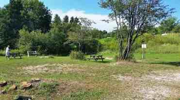 Lakeshore Park Campground Saint Ignace Michigan Rv Park