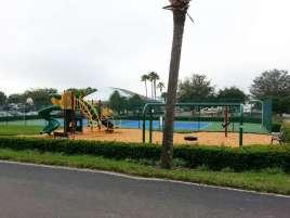 Lazydays RV Resortin Seffner Florida Playground