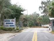 Lithia Springs Regional Park in Lithia Florida Entrance