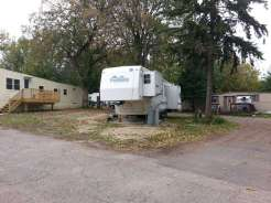 Lowry Grove RV Park in Minneapolis (St Anthony Village) Minnesota Longer Term
