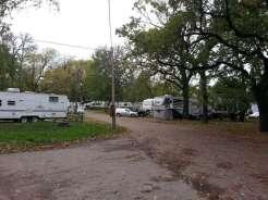 Lowry Grove RV Park in Minneapolis (St Anthony Village) Minnesota Roadways