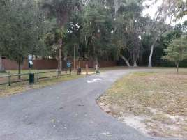 Magnolia Park Campground in Apopka Florida Dump Station