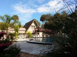 New Smyrna Beach RV Park and Campground in New Smyrna Beach Florida Pool and Office