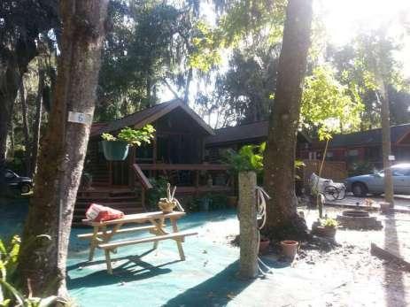 Nova Campground in Port Orange Florida Cabin