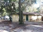 Nova Campground in Port Orange Florida Restroom