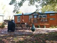 Pigeon Forge / Gatlinburg KOA in Pigeon Forge Tennessee cabin